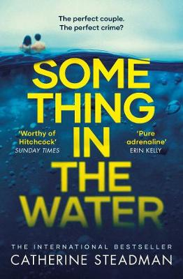 Something in the Water (Paperback)