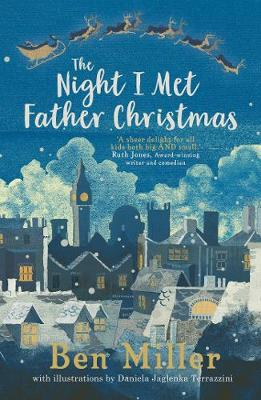 The Night I Met Father Christmas (Hardback)