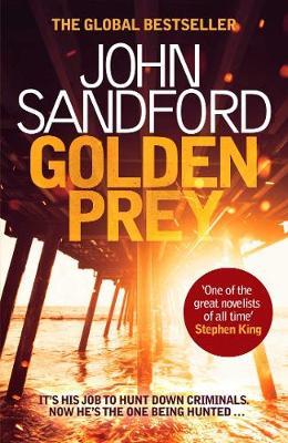 Golden Prey (Hardback)