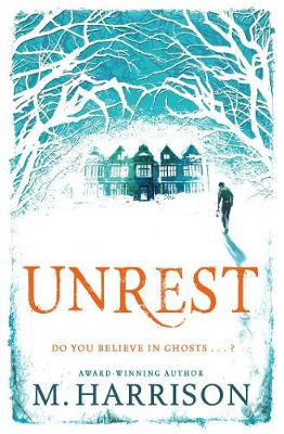 Cover of the book, Unrest.