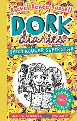 Dork Diaries: Spectacular Superstar - Dork Diaries 14 (Hardback)
