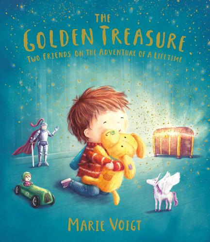 The Golden Treasure: Two friends on the adventure of a lifetime! (Hardback)