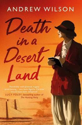Death in a Desert Land (Hardback)