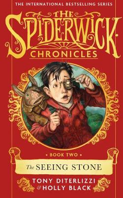 Spiderwick Chronicles The Seeing Stone