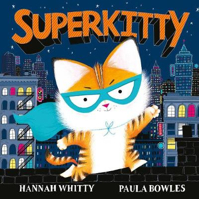 Superkitty (Hardback)