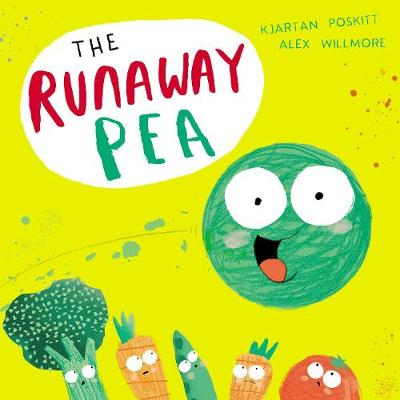 Saturday Morning Storytime: The Runaway Pea