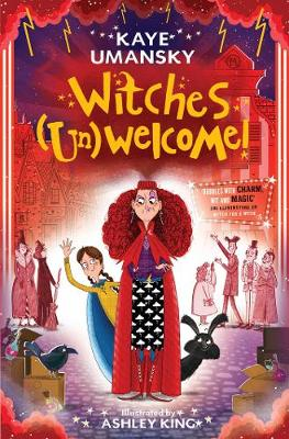 Witches (Un)Welcome (Paperback)