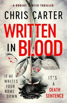 Written in Blood (Hardback)