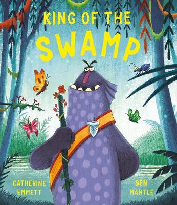 King of the Swamp (Paperback)