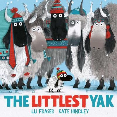 The Littlest Yak (Hardback)
