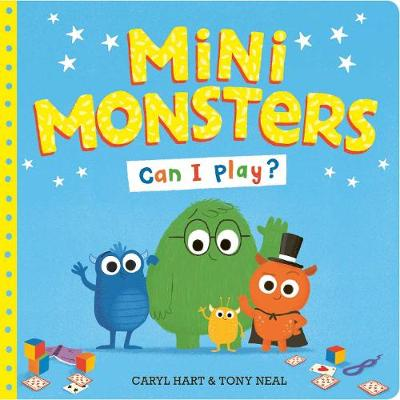 Mini Monsters: Can I Play? (Paperback)