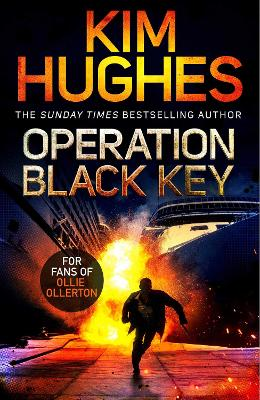 Operation Black Key: A Dom Riley Thriller (Hardback)