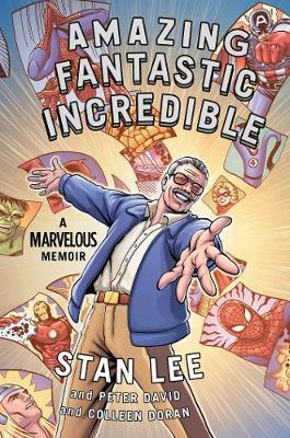 Amazing Fantastic Incredible (Paperback)