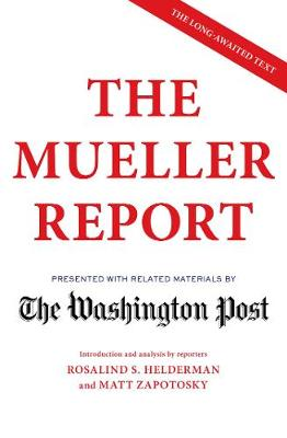 The Mueller Report (Paperback)
