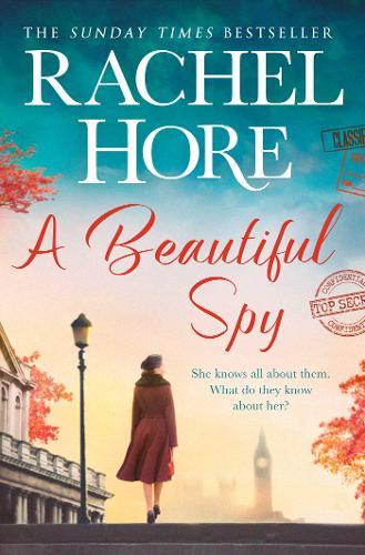 A Beautiful Spy (Paperback)
