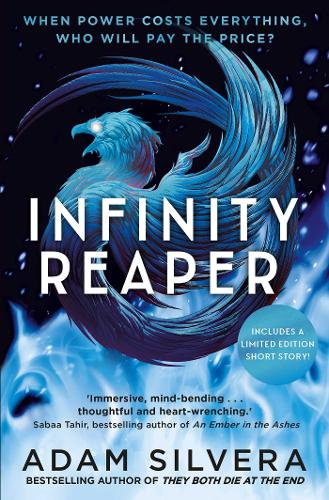 Infinity Reaper - Infinity Cycle (Paperback)