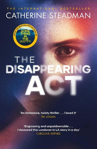 The Disappearing Act (Hardback)