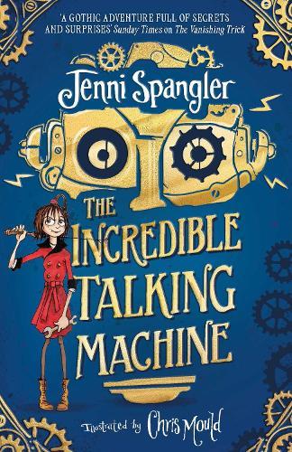 The Incredible Talking Machine (Paperback)
