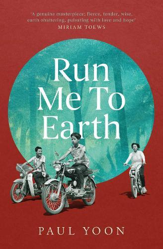 Run Me to Earth (Paperback)