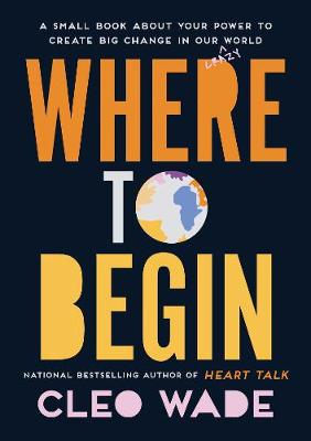 Where to Begin: A Small Book about Your Power to Create Big Change in Our Crazy World (Hardback)