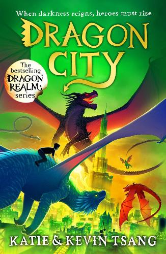 Dragon City: The brand-new edge-of-your-seat adventure in the bestselling series - Dragon Realm 3 (Paperback)