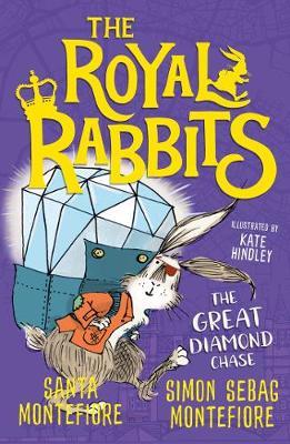 The Royal Rabbits: The Great Diamond Chase - The Royal Rabbits 3 (Paperback)