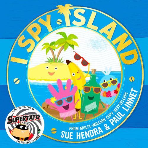 Read and Make - I Spy Island