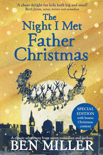 The Night I Met Father Christmas (Paperback)