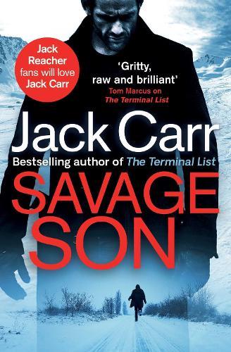 Savage Son: James Reece 3 (Paperback)