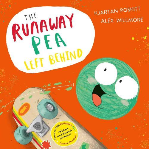 The Runaway Pea Left Behind
