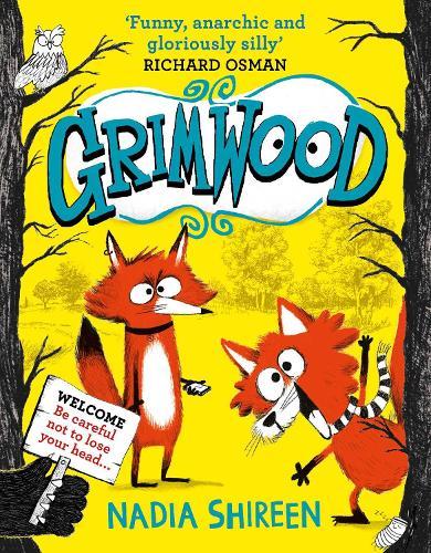 Grimwood (Hardback)