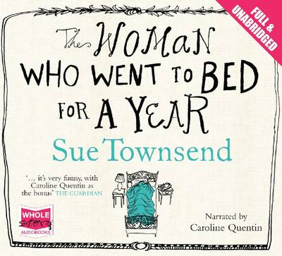 The Woman Who Went to Bed for a Year (CD-Audio)