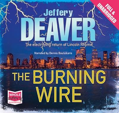 The Burning Wire (CD-Audio)