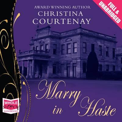 Marry in Haste (CD-Audio)