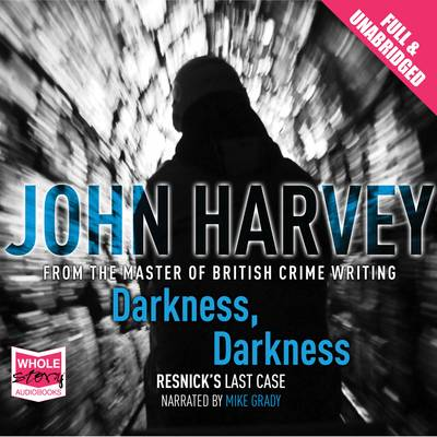 Darkness, Darkness (CD-Audio)