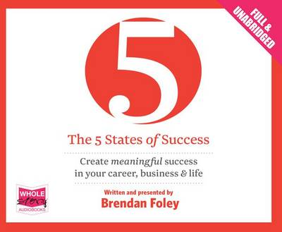 The 5 States of Success (CD-Audio)