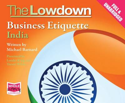 The Lowdown: Business Etiquette - India (CD-Audio)