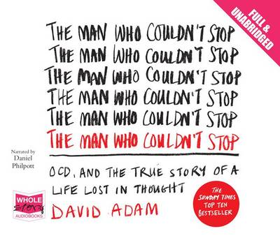 The Man Who Couldn't Stop (CD-Audio)