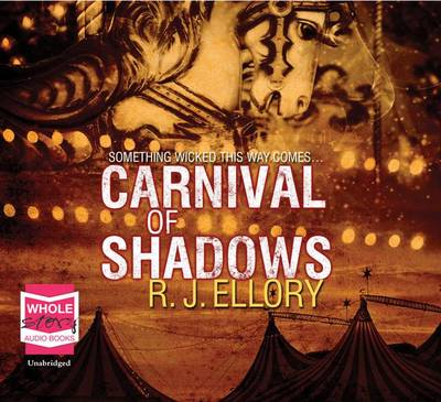 Carnival of Shadows (CD-Audio)