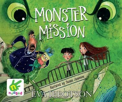 Monster Misson (CD-Audio)