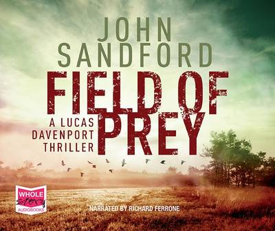Field of Prey (CD-Audio)