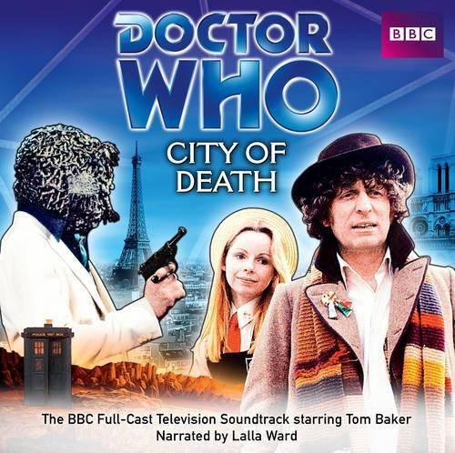 Doctor Who: City Of Death (TV Soundtrack) (CD-Audio)