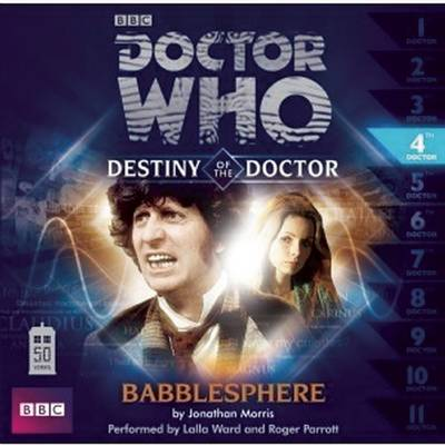Doctor Who: Babblesphere (Destiny of the Doctor 4) (CD-Audio)