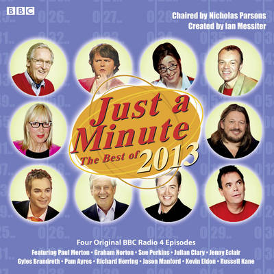 Just A Minute: The Best Of 2013 (CD-Audio)