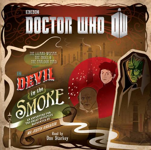 Doctor Who: Devil In The Smoke (CD-Audio)