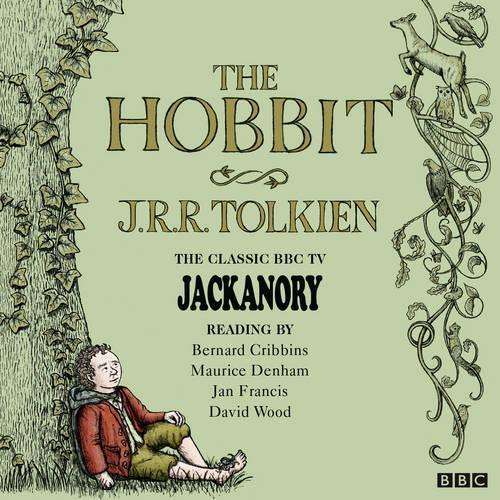 The Hobbit: Jackanory (CD-Audio)