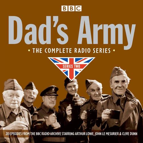 Dad's Army: Complete Radio Series Two (CD-Audio)