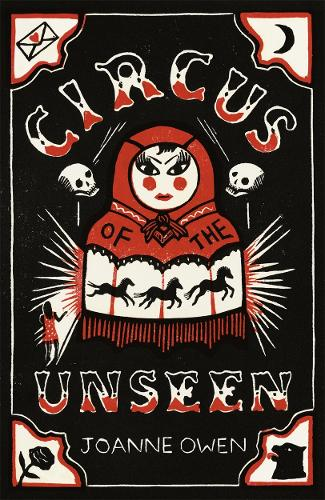 Circus of the Unseen (Paperback)