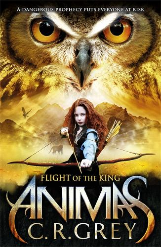 Flight of the King - Animas (Paperback)