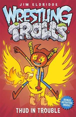 Thud in Trouble: Match Four - Wrestling Trolls (Paperback)